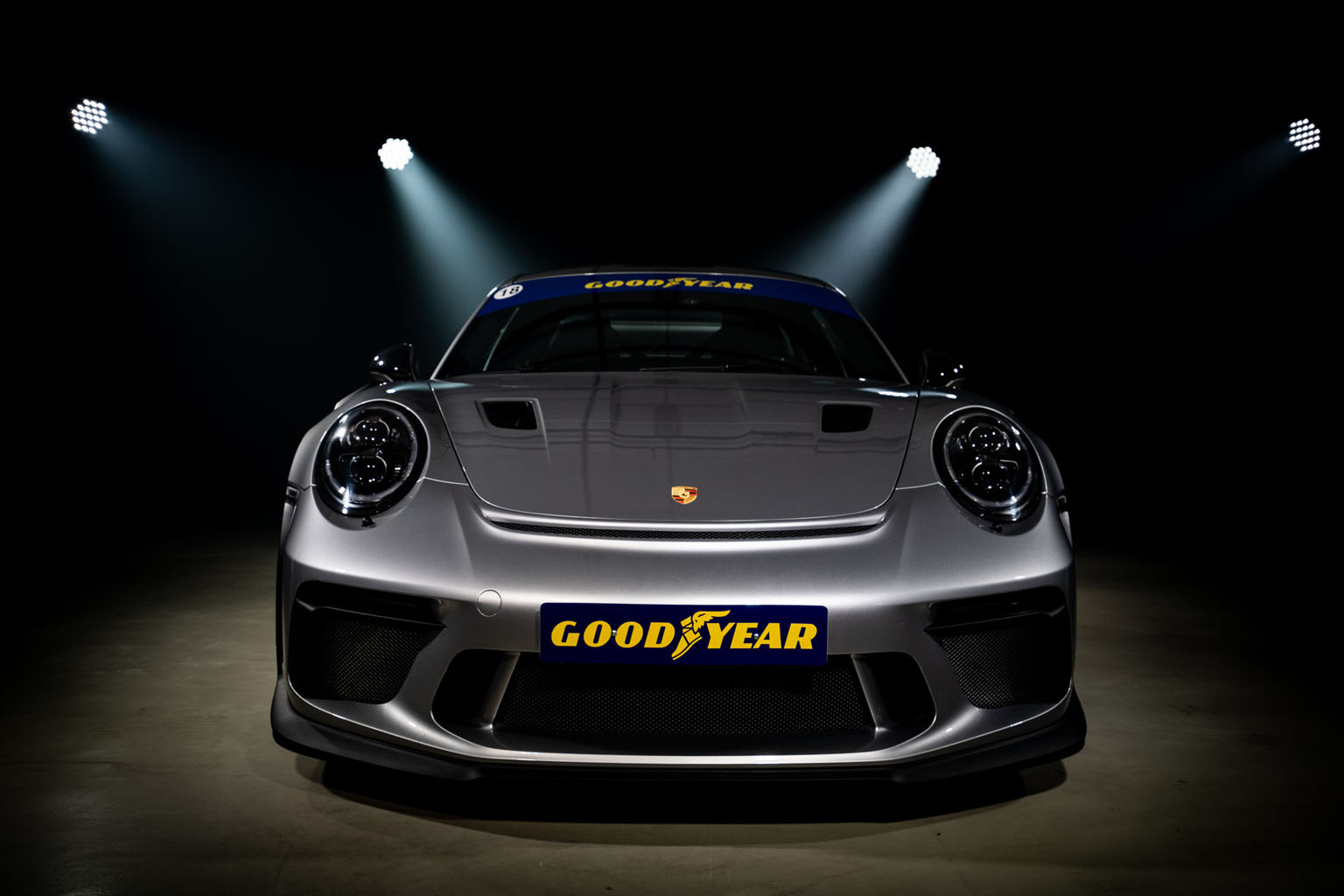 Goodyear Eagle F1 Series Launch